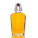 Flaschetta 0,5 literes csatos üveg palack