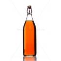 Olio 1 literes csatos üveg palack