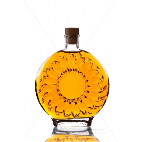 Eclissi 0,5l dísz palack