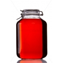 Fido 5 literes üveg csatos palack