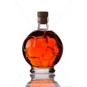 Focilabda 0,5 literes díszüveg palack