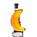 Hold 0,2 literes díszüveg palack