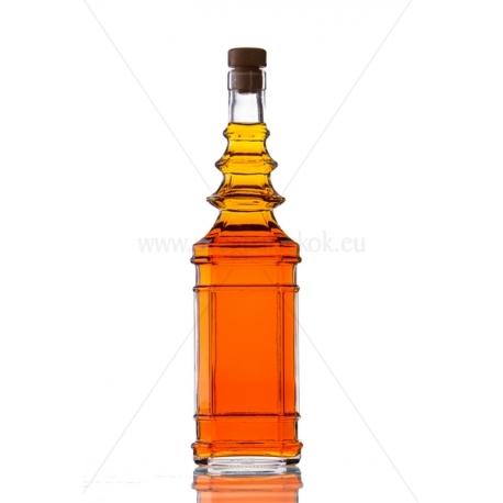 Katalano 0,75l üveg palack