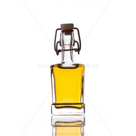 King piatta 0,04l üveg palack