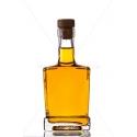 King piatta 0,2 literes üveg palack