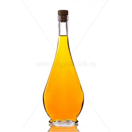 Liabel 0,5l üveg palack
