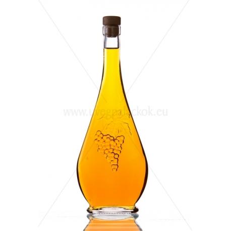 Liabel uva 0,5l üveg palack