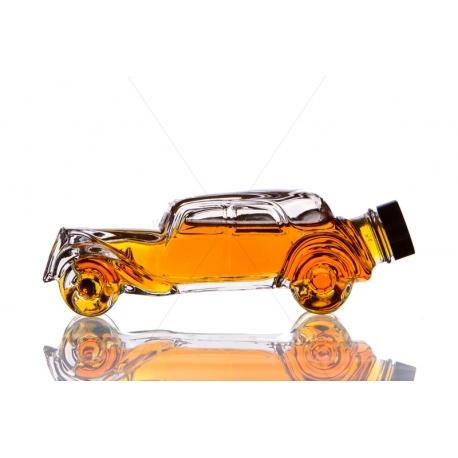 Old mobil 0,2l autó díszüveg palack
