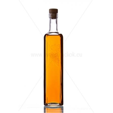 Sfisiosa uva 0,5l üveg palack
