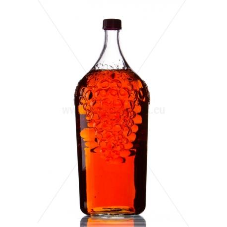 SG Solaris 2l üveg palack