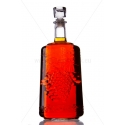 SG Zafír 3 literes üveg palack