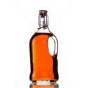 Siphon 0,5 literes csatos üveg palack