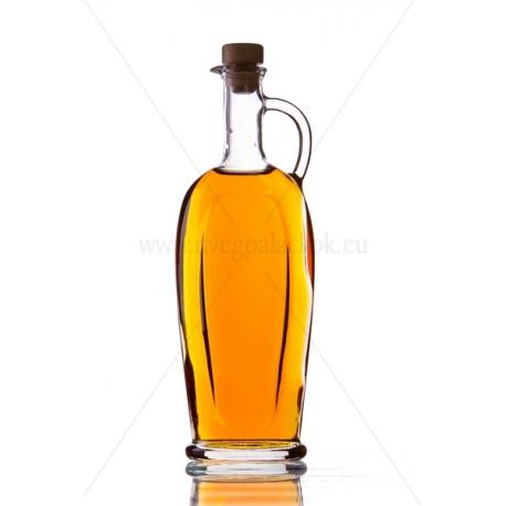 Soubreme 0,25l üveg palack
