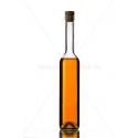 Prémium pálinkás üveg 0,5 literes
