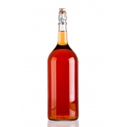 Csatos 2l üveg palack