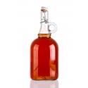 Gallone 1 literes csatos üveg palack