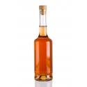 Magyar pálinkás üveg 0,5 literes