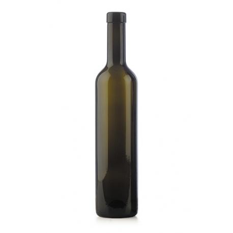 Black 0,5 literes üveg palack