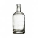 Botique 0,5 literes üveg palack