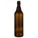 Steini 1 literes Sörös üveg palack barna