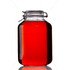 Fido 4 literes csatos üveg palack
